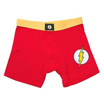 Flash Classic Men's Calzoncillos de boxeador de ropa interior