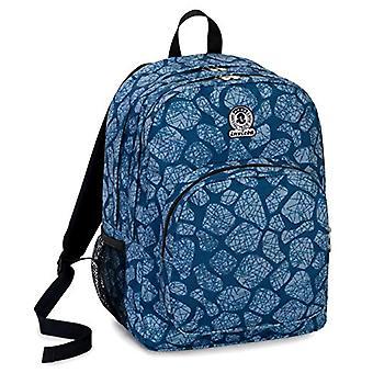 Plecak Strong Invicta Stone-niebieski-38 lt-podwójna komora-kieszeń na laptopa do 15 ' '-Szkoła & czas wolny