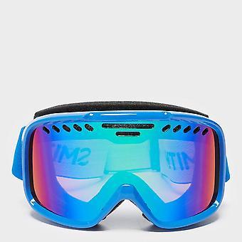 New Smith Unisex Project Ski Snowsports Goggles Blue