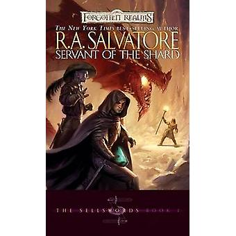 Servant of the Shard by R. A. Salvatore - 9780786939503 Book