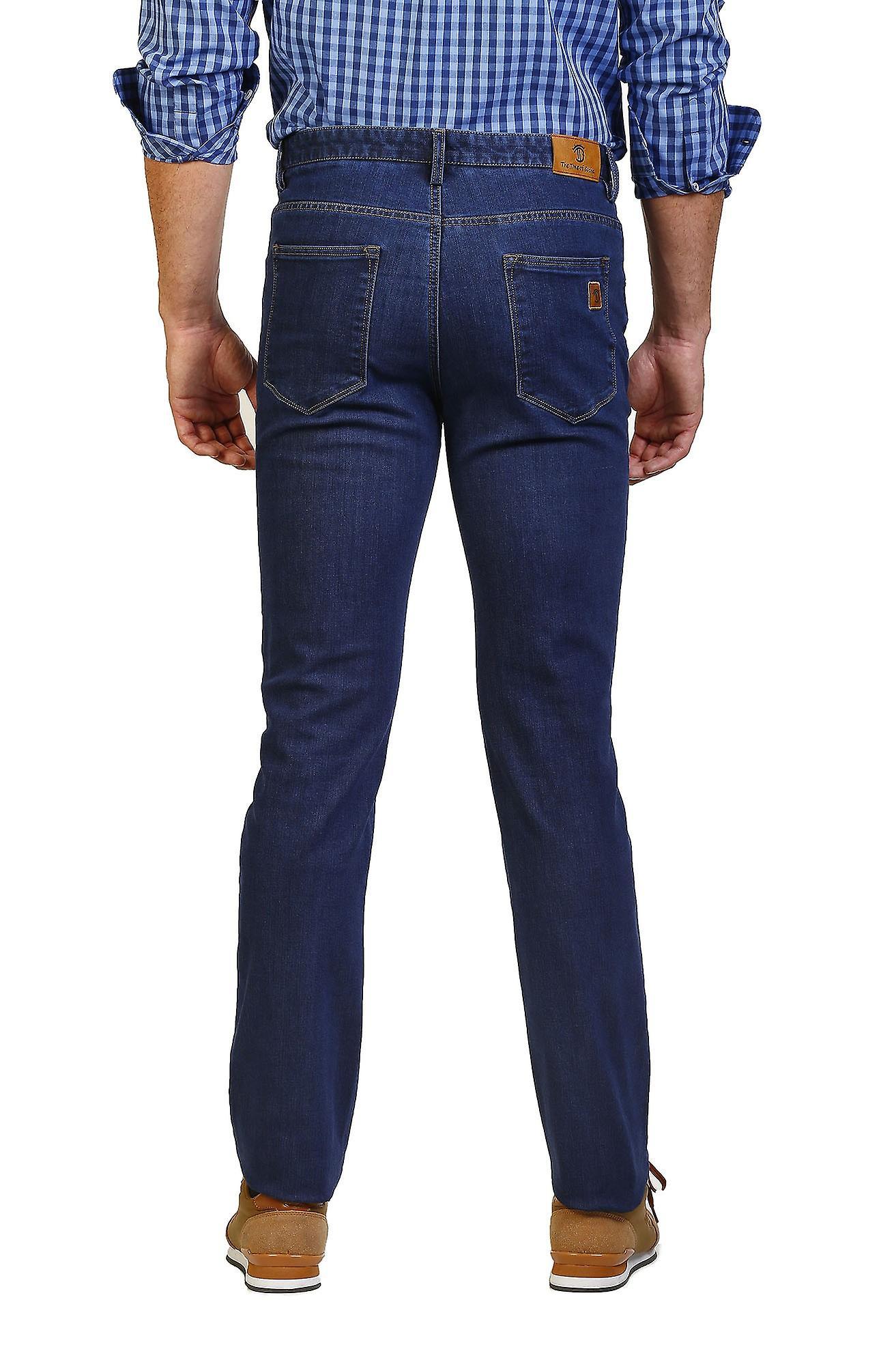 Pantalon Hombre The Time Of Bocha JI1PESTRIBO-Marino 716