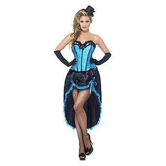 Womens Burlesque danseur costumé