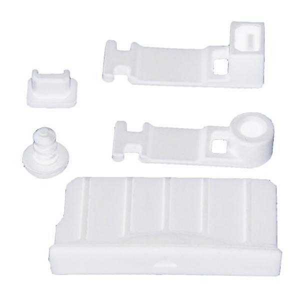 Silicone rubber game slot in dust cover plugs for nintendo 3ds xl & new 3ds xl - white