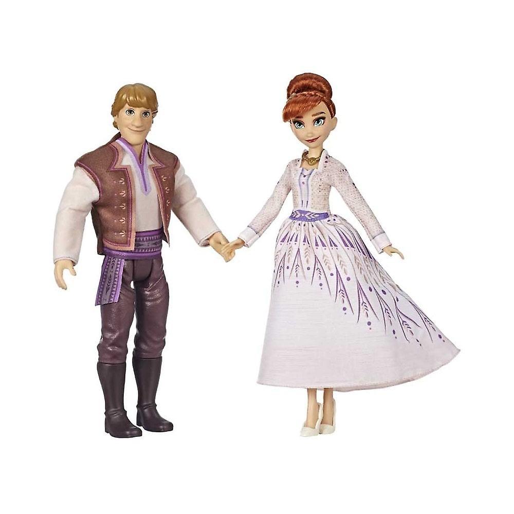 Disney Frozen Frozen 2 Anna & Kristoff Romance Pack Figure Set