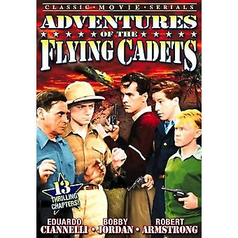 Adventures of the Flying Cadets [DVD] USA import