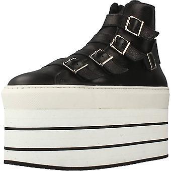 Gele sport/zwarte kleur Lunatica sneakers