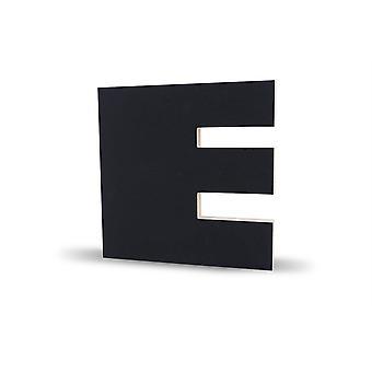 La Lluna0207000-E Blackboard letter E Toy (29cm)