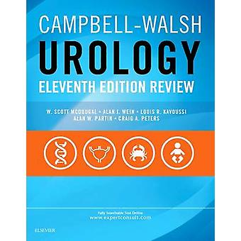 CampbellWalsh Urology 11th Edition Review by W. McDougal