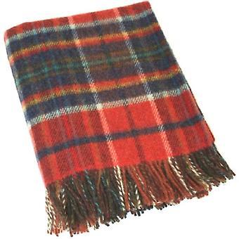 Manta de lana hecha en Irlanda