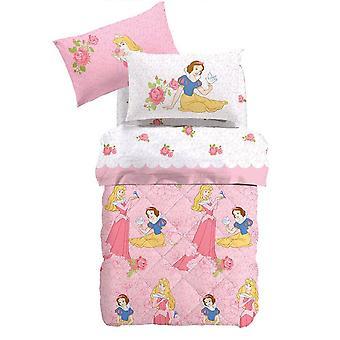 Téli paplan Caleffi hercegnők Disney Rose Bed 1.5 p