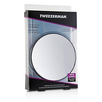 Tweezerman TweezerMate 12X Magnification Personal Mirror