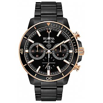 Bulova 98b302 mænd ' s Marine Star wristwatch