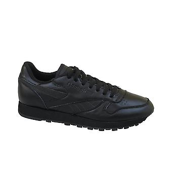 Reebok CL Leather Enhanced V55399 universal all year men shoes