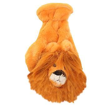 Child Novelty Animal Face Fleece Lined Warm Winter Thumb Mitten Gloves GC70