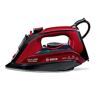 BOSCH TDA503001P 0,3 L 3000W red black steam iron