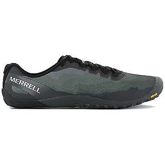Merrell Vapor Guanto 4 J50395 Scarpe da uomo Grey Sneaker Scarpe Sportive