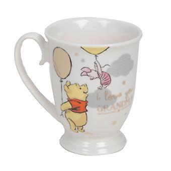 Disney Gifts Pooh Love You Grandma Mug