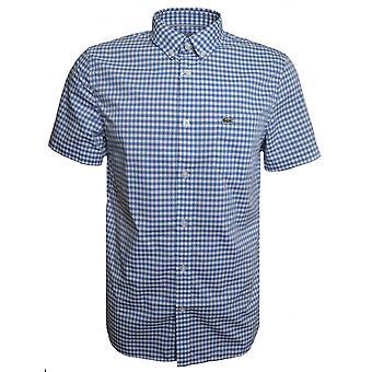 Lacoste Men's Regular Fit Check Shirt