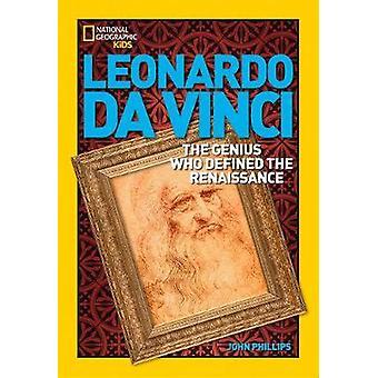 Léonard de Vinci par John Phillips