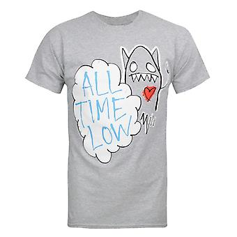 All Time Low Monster Mænd's T-shirt