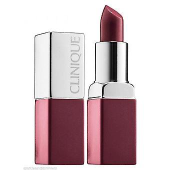 Clinique pop lip color & primer mauve lipstick dimensione di viaggio