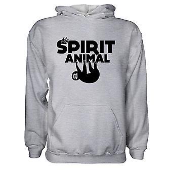 Herre Sweatshirts Hættetrøje- Spirit Animal