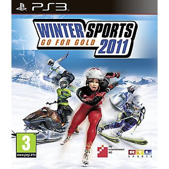 Winter Sports 2011 (PS3) - New