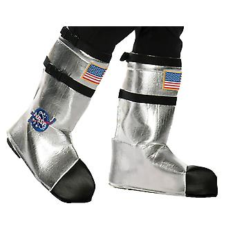 Astonaut Boot tops Child Silver