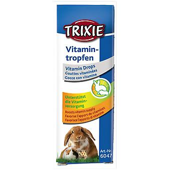 Trixie Vitamin Drops for small rodents and rabbits 15 Ml. (Small pets , Food Supplements)
