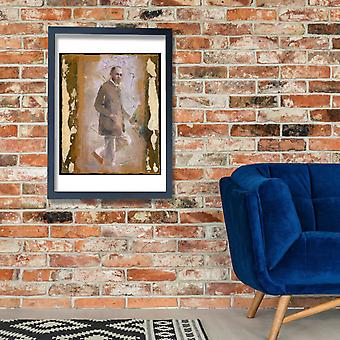 Charles Conder - An Impressionist (Tom Roberts) Poster Print Giclee