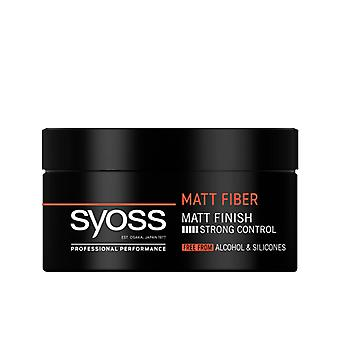 Syoss Paste Matt Fiber 100 Ml Unisex