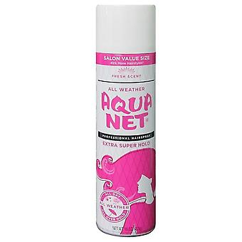 Aqua net professional hair spray, extra super hold 3, scented, 11 oz