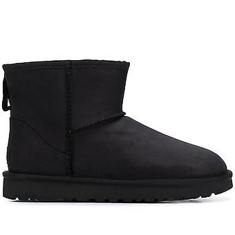 Classic Mini Leather Boots