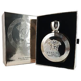 Versace eros for women 3.4 oz eau de parfum spray