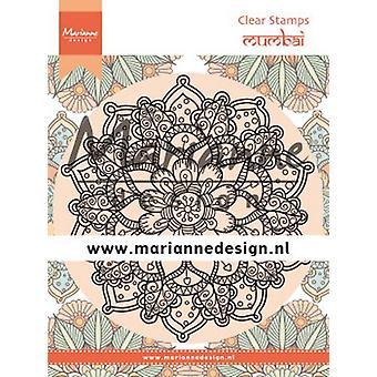 Marianne Design Clear Stamp - Mandala Mumbai CS1034