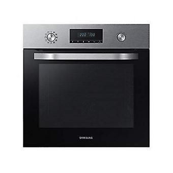 Pyrolytischer Ofen Samsung NV68R3370RS 68 L 1100W A Schwarz