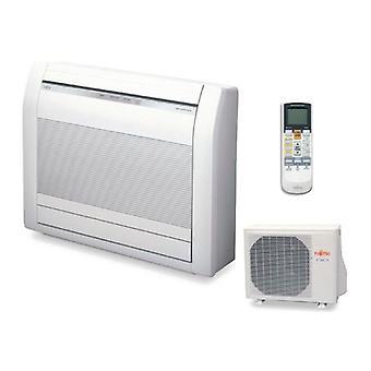 Aircondition Fujitsu AGY35UI-LV split inverter A + +/A + 3010 FG/h kold + varme hvid