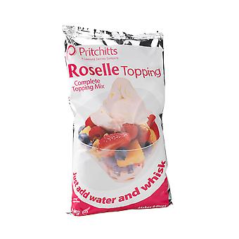 Roselle Topping Mix Powder