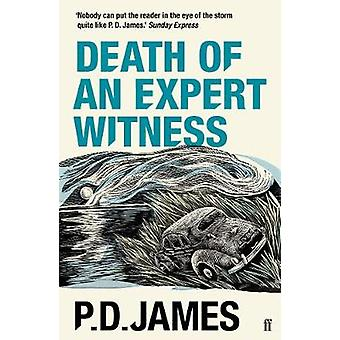 Death of an Expert Witness by P. D. James - 9780571350827 Book