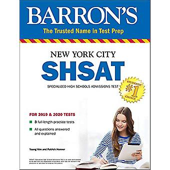 Barron's SHSAT - New York City Specialized High Schools Admissions Tes
