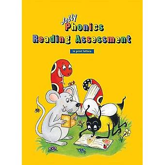 Jolly Phonics Reading Assessment in Print Letters by Sue Lloyd - Sara