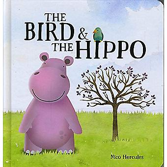 The Bird and The Hippo by Nico Hercules - 9781910851722 Book