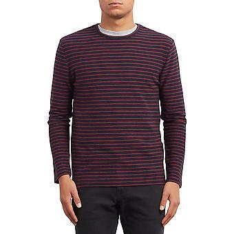 Volcom Slubstance Sweater Jumper in Navy