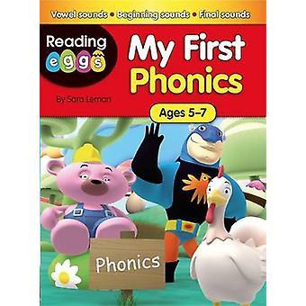 Meine erste Phonics von Sara Leman - 9780750294966 Buch