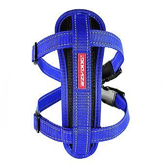 Ezydog Harnais Chest Plate Bleu (Chiens , Colliers, laisses et harnais , Harnais)