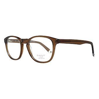Men'Spectacle frame Gant GR-IVAN-BRN-50 (ø 50 mm) Brown (ø 50 mm)