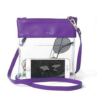 Clemson Tigers NCAA Clear Gameday Crossbody Purse