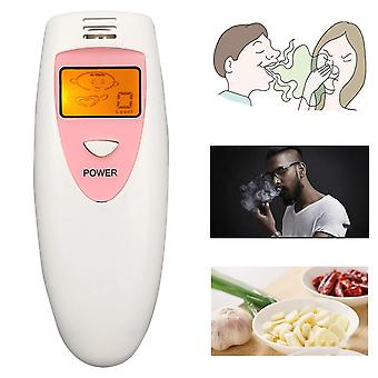Oral hygiene condition tester bad breath detector