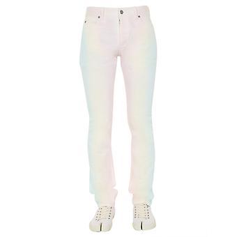 Maison Margiela S30la0166s30642961 Men's Multicolor Cotton Jeans