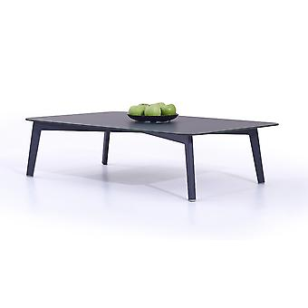 Alu Table Diva 118 cm - anthracite